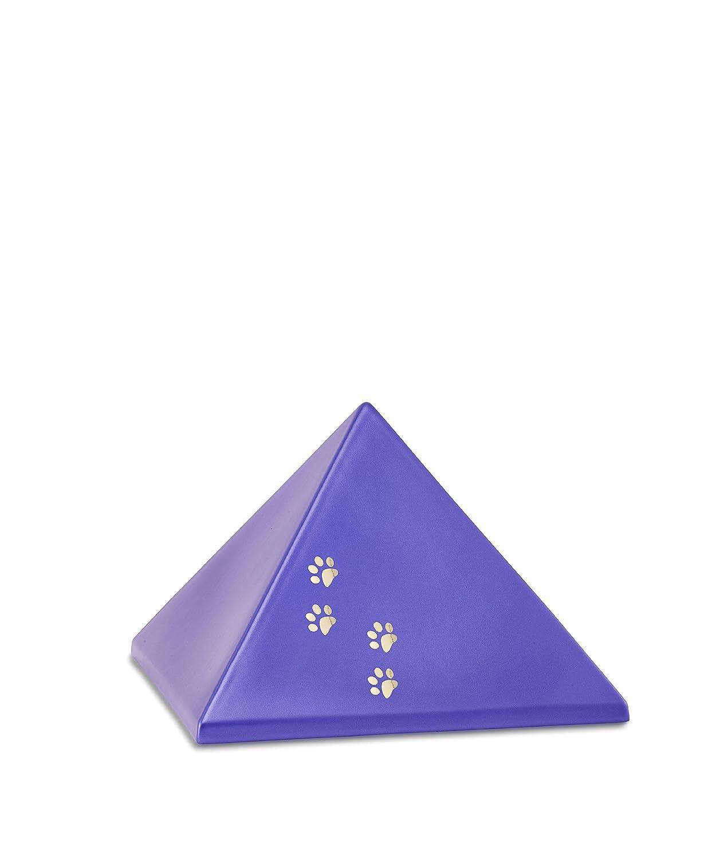 Völsing Tierurne Edition Pyramide mit vier kleinen Pfötchen