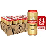 Anchor Strong Beer, 500ml (Pack of 24)