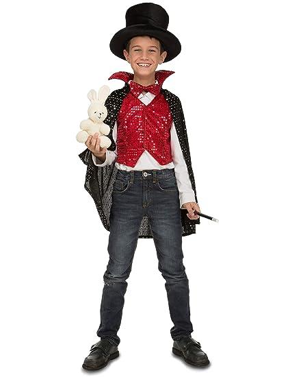 My Other Me Me-204134 Disfraz Yo quiero ser mago, 5-7 años (Viving Costumes 204134