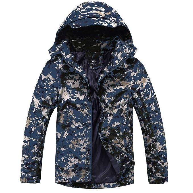 Mens Casual Camo Zip Up Fashion Hoodies Windbreaker Hooded Slim Coat Jackets hot