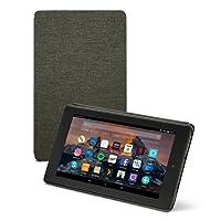"Amazon Fire 7 Case (7"" Tablet, 7th Generation – 2017 release), Black"