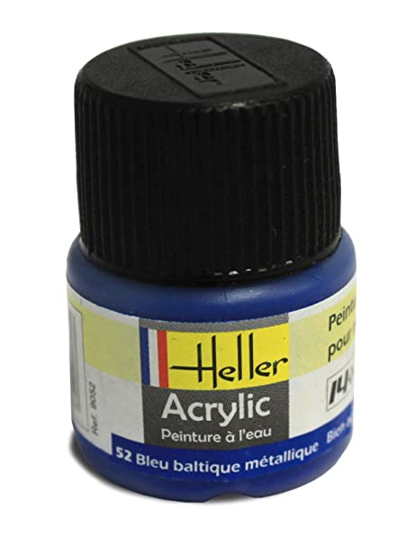 Heller - Accesorio para maquetas Peintures 9052: Amazon.es ...