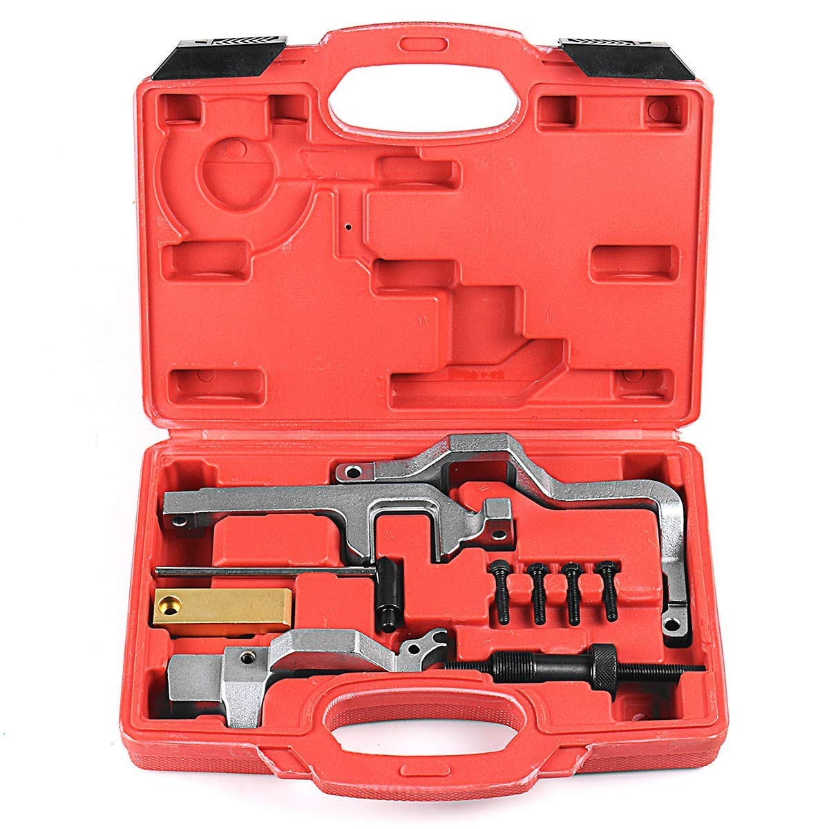 Supercrazy BMW MINI COOPER N12/N14 CITROEN PEUGEOT Engine Twin Camshaft Alignment Locking Timing Tool Kit SF0046 by Supercrazy (Image #1)