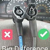 Amazon.com: NGK RC-TE66 - Juego de cables de bujía: Automotive