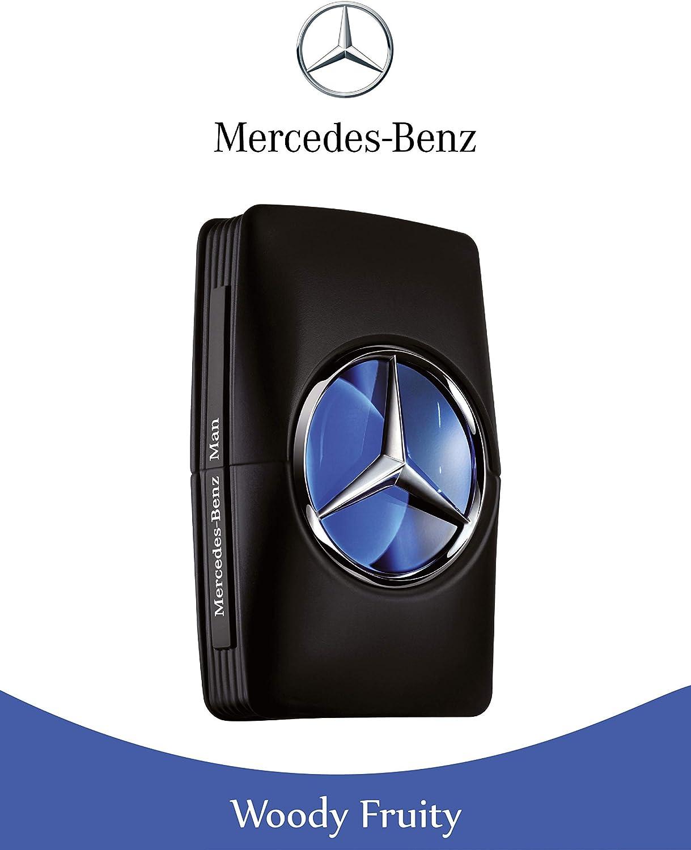 Mercedes Benz Man 3.4oz Edt Spray