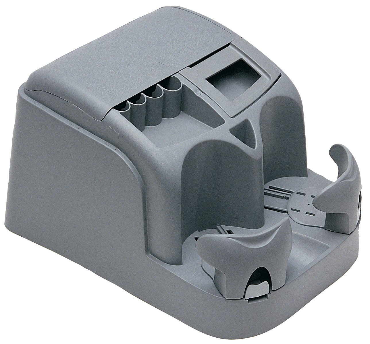 Charcoal Hopkins BENCH-CHA Go Gear Seat Console,
