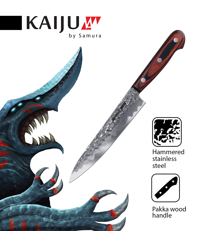 Samura Kaiju Professional Japanese Utility Knife 6.0