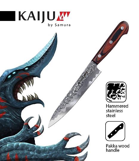 Samura KAIJU Profesional Japonés Cuchillo de uso general 6.0 ...