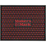 Makers Mark Extra Large Bar Serving Station Drip Mat
