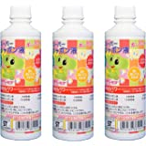 トモダ しゃぼん玉 ボトルシャボン玉液 400ml 小玉専用 日本製 3本セット