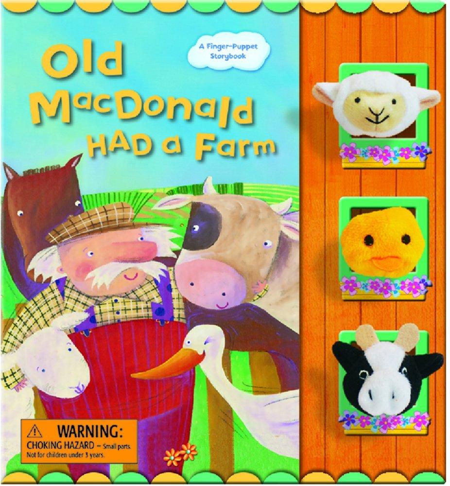 Download Old MacDonald Had a Farm (Finger Puppet Storybook series) pdf epub