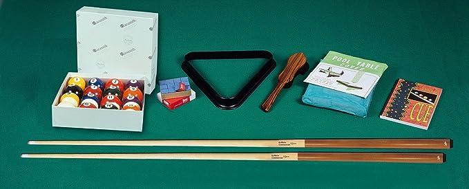 Mesa de billar accesorios de juego profesional para mesas de ...