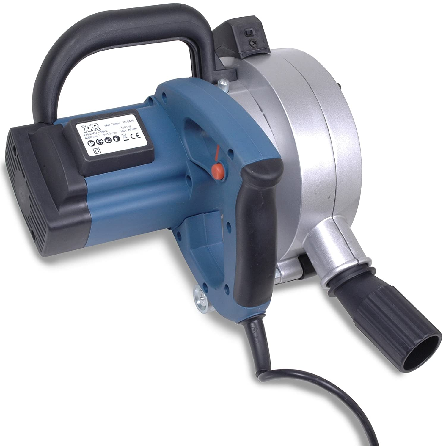 1700w Electric Professional Wall Chaser Slotter Saw Cable Chasing ...