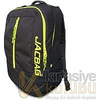 Jacbag Neo Jac-49 Black - Yellow Sırt Çantası (49CL01YW)