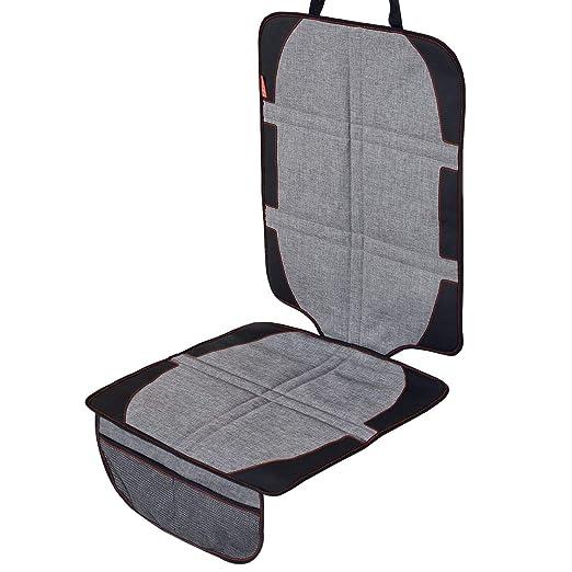 Lcp Kids Autositzauflage I Robuster Auto Kindersitz Schonbezug I Rutschfeste Unterlage Mit Isofix Kompatibilität Baby