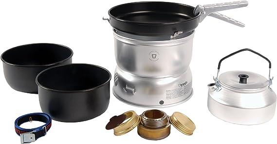 Trangia 25 - Utensilios para Cocina de Acampada (con ...