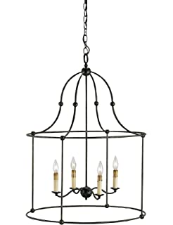 Currey and company 9878 fitzjames four light pendant mayfair currey company fitzjames lantern audiocablefo