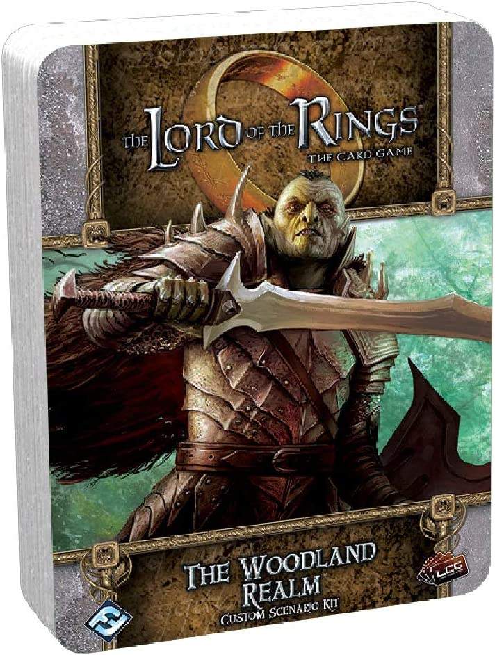 Fantasy Flight Games Lord of The Rings LCG: The Woodland Realm - English: Amazon.es: Juguetes y juegos