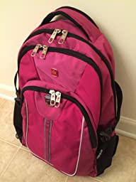 Swiss Gear Backpack Pink - Backpack Her