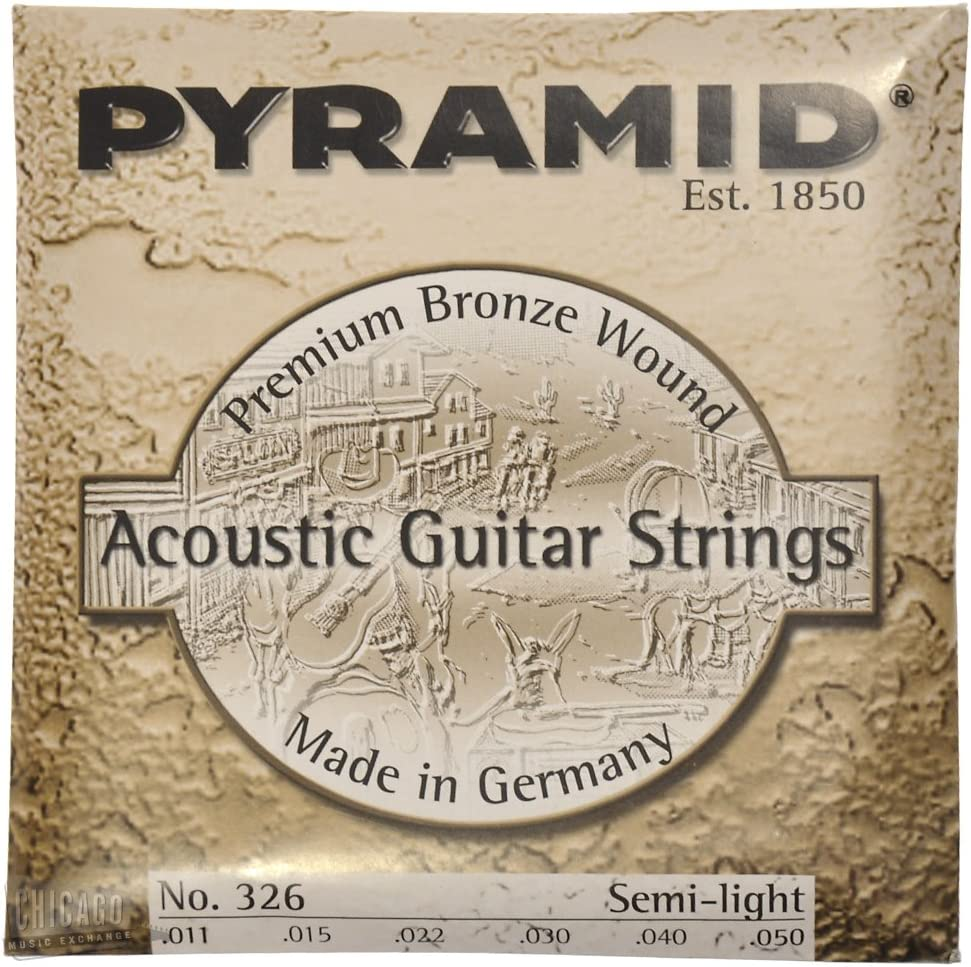 'Pyramid Acoustic Guitar