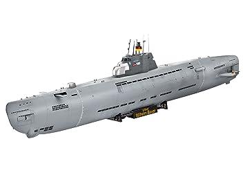Revell 05072 - Submarino Wilhelm Bauer en la Escala de