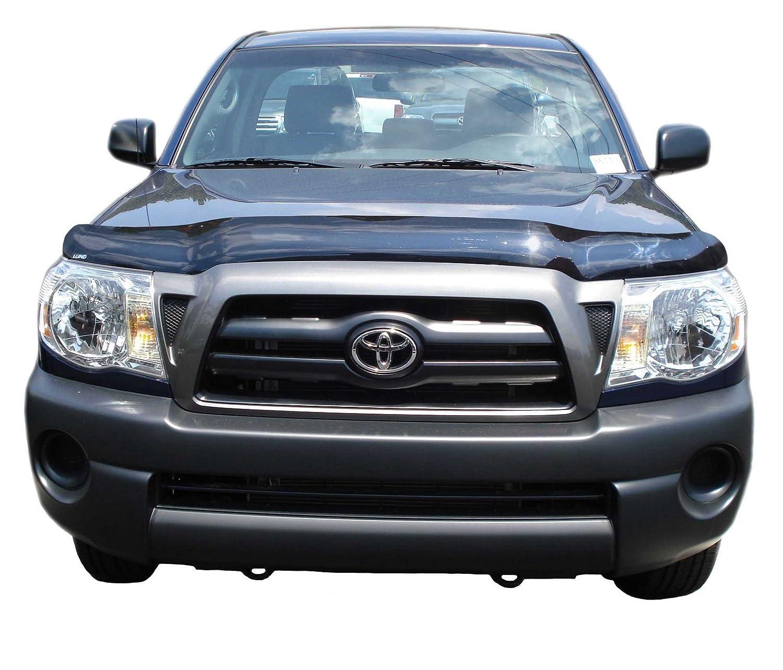 Auto Ventshade 24645 Bugflector II Dark Smoke Hood Shield for 2005-2011 Toyota Tacoma