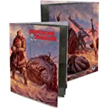 """Officially Licensed Dungeons & Dragons """"Giant Killer"""" Character Folio"""
