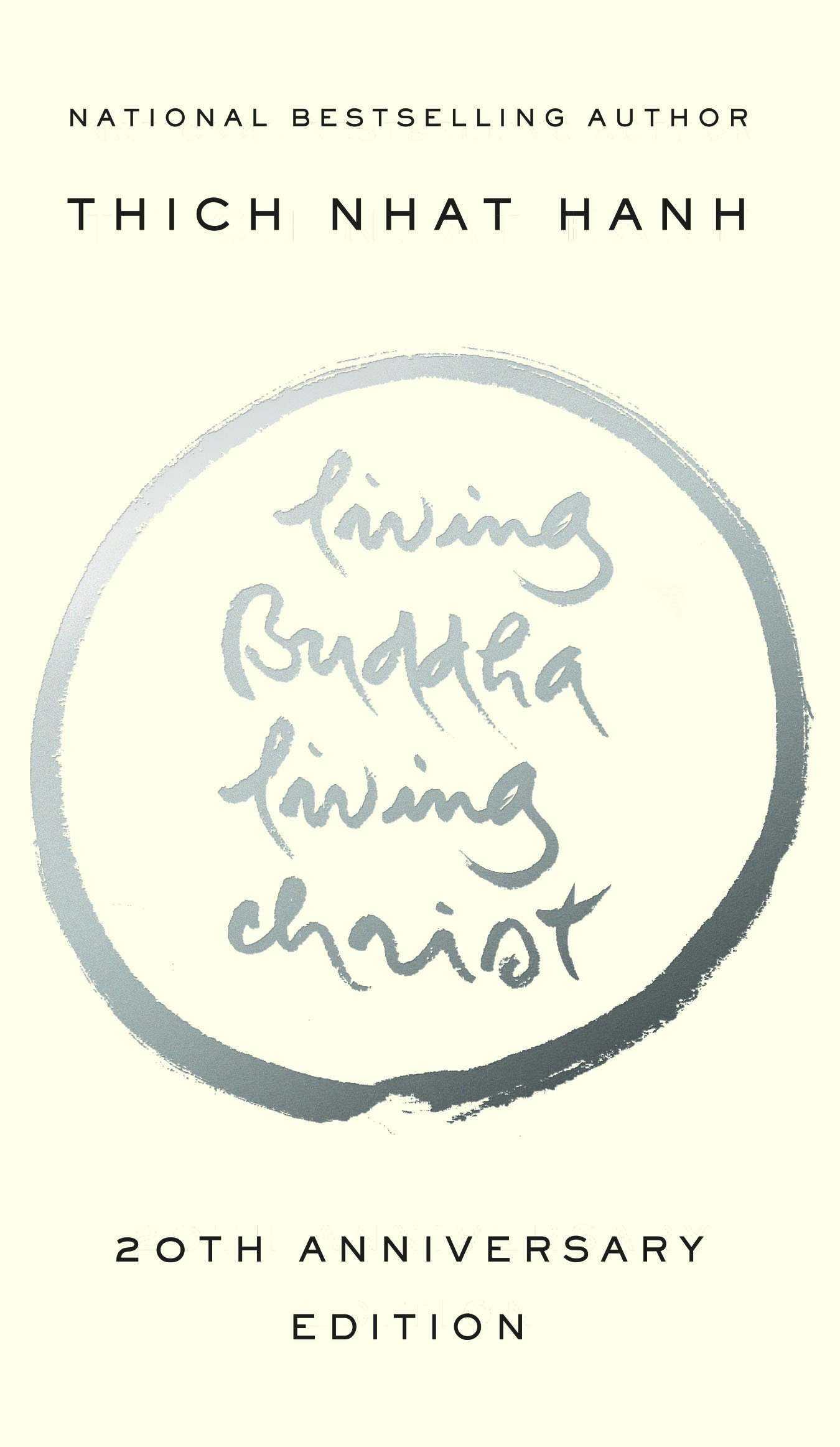 Living Buddha Christ 20th Anniversary product image