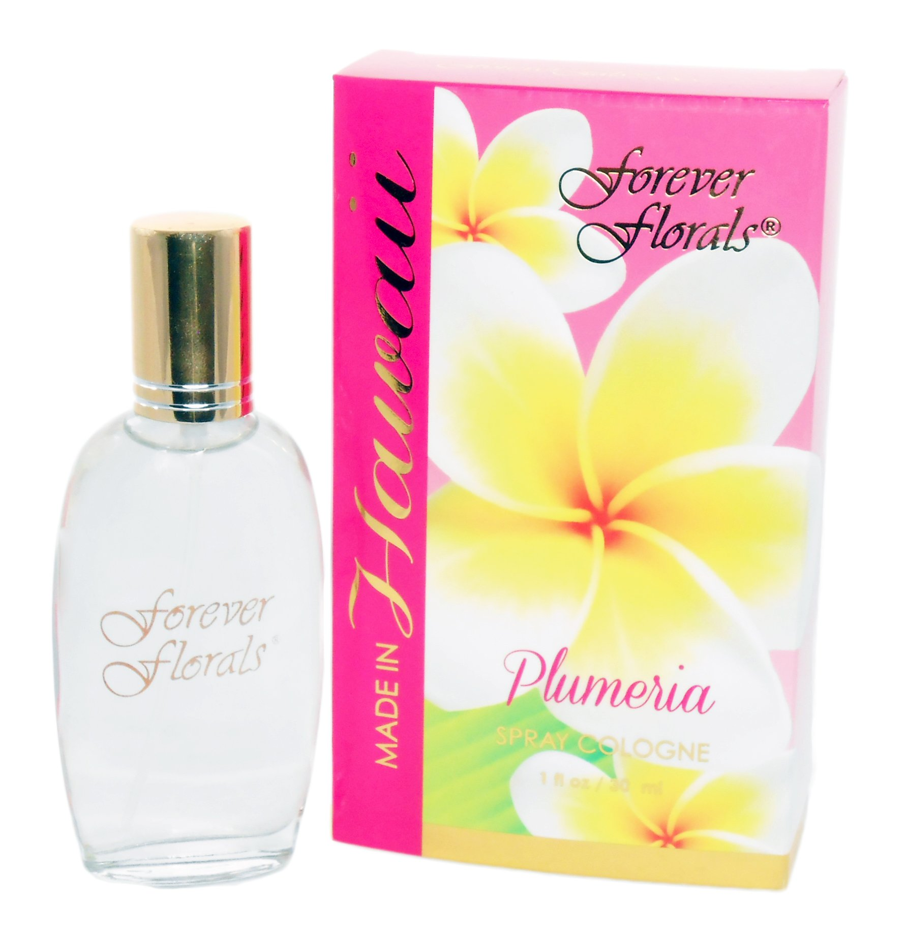 Amazon Plumeria Perfume 25 Fl Oz Made In Hawaii Island