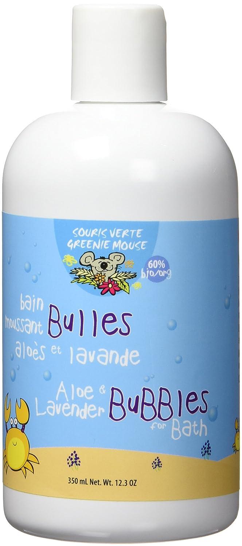 Souris Verte Natural Organic Bubble Bath Baby and Kid, 350ml Pro-Merit CA 946