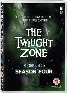 Twilight Zone-Series [Reino Unido] [DVD]: Amazon.es: Twilight Zone: Cine y Series TV