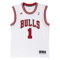 adidas Derrick Rose NBA Swingman Bulls Maillot de basket pour Homme