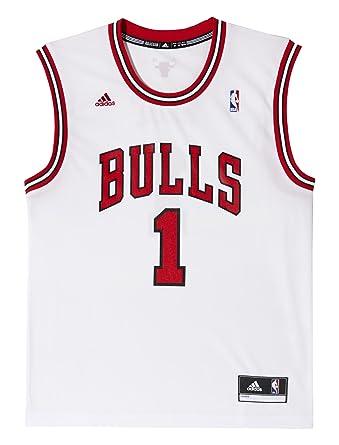 ... greece adidas l71371 mens basketball jersey chicago bulls derrick rose  multi coloured size xs 9b107 4f6dc f30e0df44