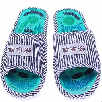 Amazon.com: Masaje Zapatillas, sandalias para mujer ...