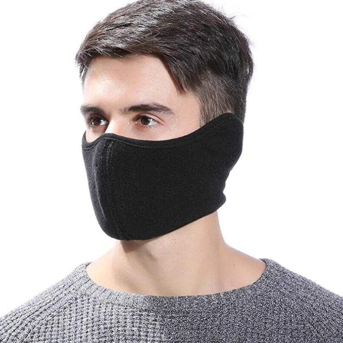 Mask Thick Dustproof - Warm Mens Winter Windproof Yzotek