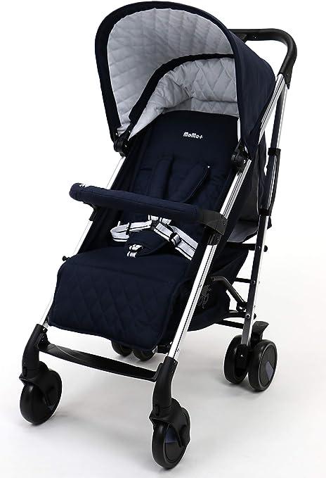 Opinión sobre Asalvo - Silla de paseo Moma Plus, Color Azul marino