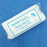 Marygel 80 Pieces 3-PLY Non-woven Fabric Disposable