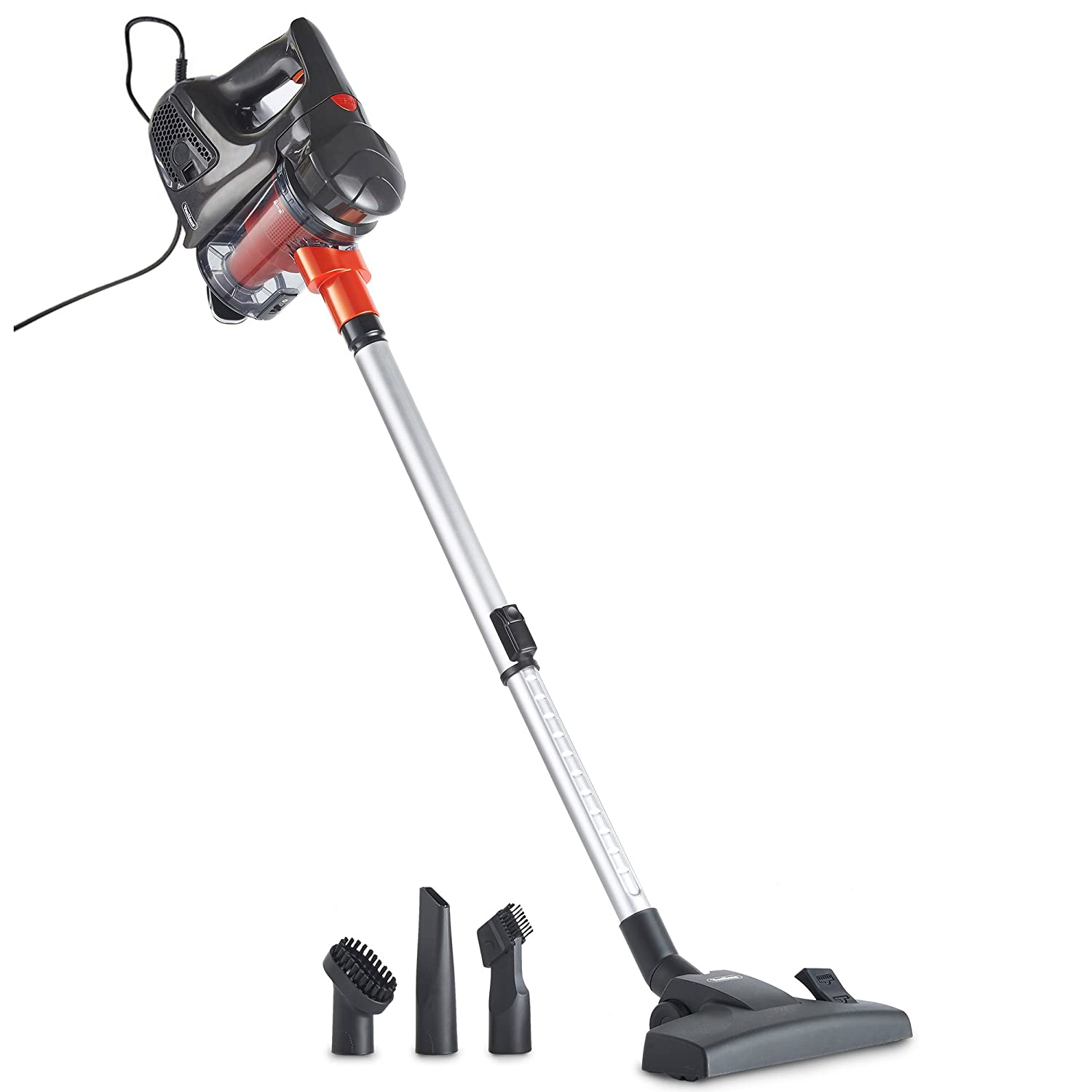 Vacuum cleaner PUPPYOO WP526-C: review of parameters, owner reviews, comparison with competitors 17