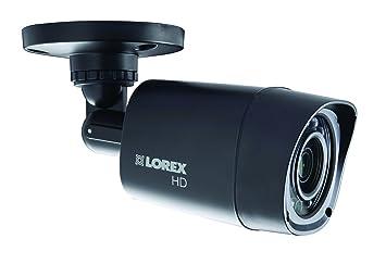 Lorex LBV1511P - Cámara CCTV tipo bala (720p) color negro y blanco