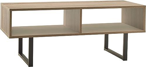 ClosetMaid 1315 Rectangular Wood Coffee Table