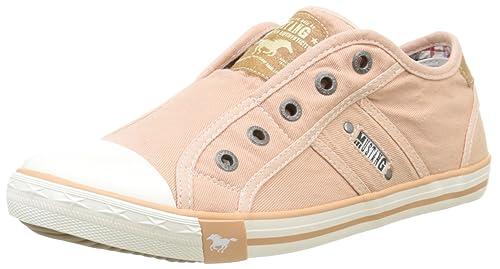 Mustang 1099-401-630 - Zapatillas de casa Mujer: Amazon.es: Zapatos y complementos
