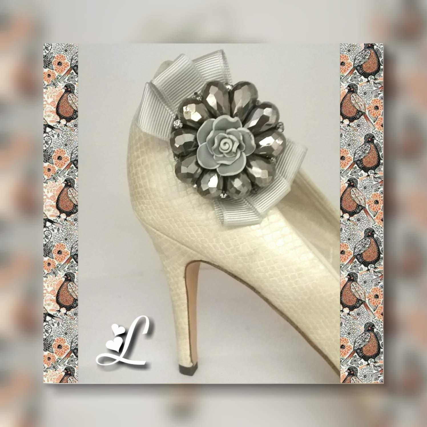 cd2e9c8a La Loria Mujer Clips de Zapatos