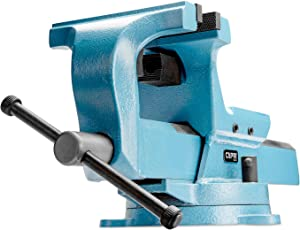 Capri Tools 10516 Ultimate Grip Forged Steel Bench Vise, 6""