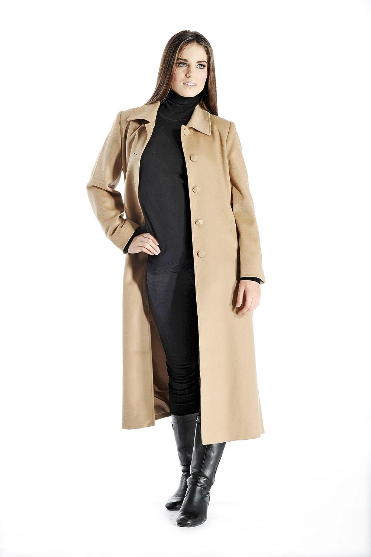 Pure Cashmere Coat Womens Coat Nj