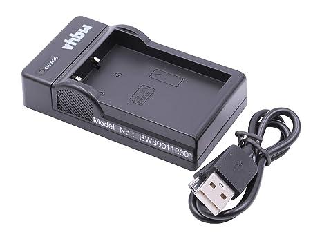 vhbw Micro USB Cargador, Cable de Carga para cámara Nikon ...