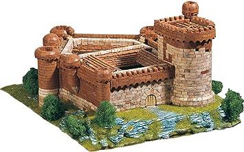 Aedes 1005. Kit de construccion en piedra Castillo de Arevalo. Avila (España): Amazon.es: Juguetes y juegos