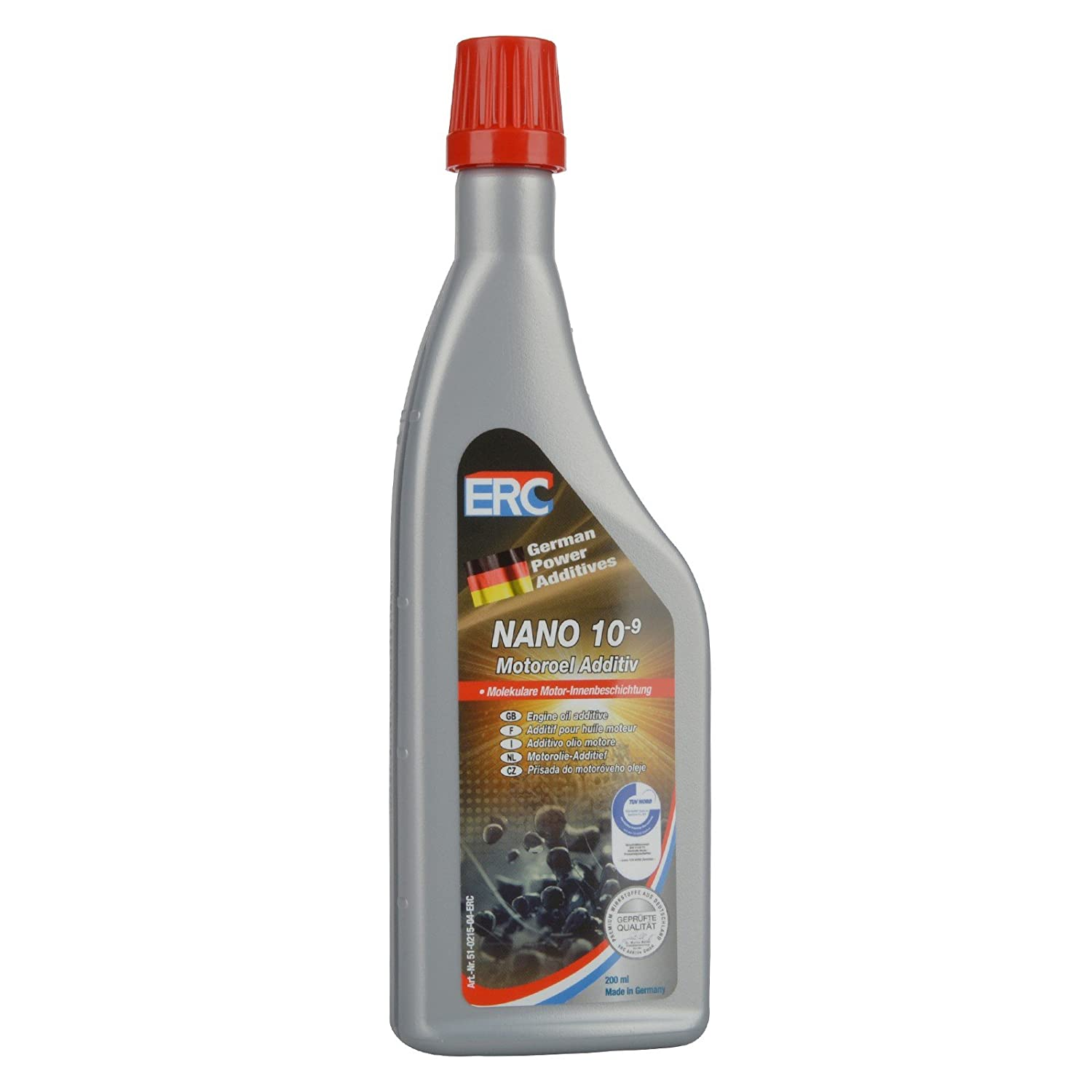 Erc Nano 10 9 Motor Oil Additive Amazon Co Uk Car Motorbike