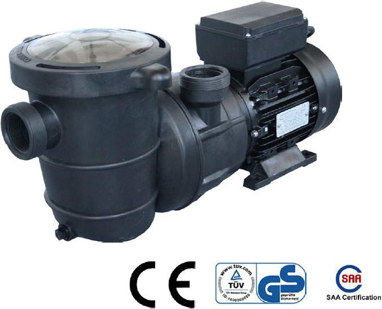 Profesional Leis Bomba de filtro 14 m³ potencia 550 W Pool Bomba ...