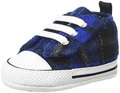655c521970eb Amazon.com  Converse Kids  Chuck Taylor First Star (Infant Toddler)  Shoes