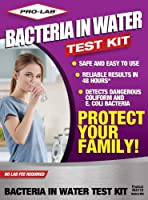 10. PRO-LAB Bacteria in Water Test Kit
